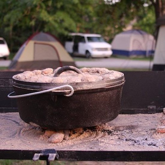 Camp Chef - 12'' classic dutch oven