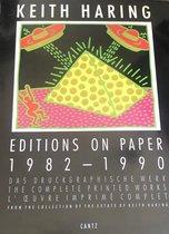 Keith Haring 1982-1990