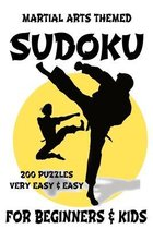 Martial Arts Themed Sudoku for Beginners & Kids
