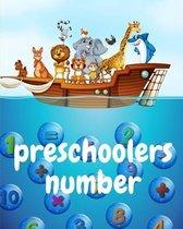 preschoolers number