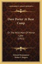 Dave Porter at Bear Camp