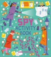 Spy Activity Book