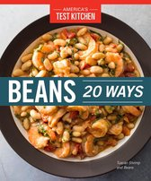Boek cover Beans 20 Ways van Americas test kitchen
