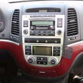 Houder - Dashmount Hyundai Santa Fé 2005-2010