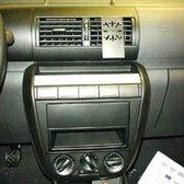 Houder - Dashmount Volkswagen Fox 2005-2011