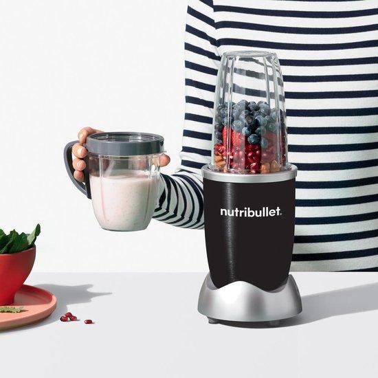 NutriBullet Original - Blender - 8-delig - Zwart