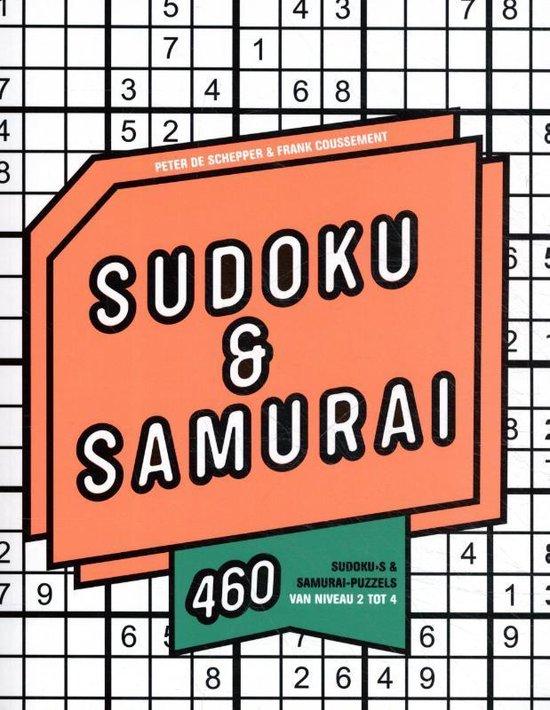 Afbeelding van Sudoku & samurai