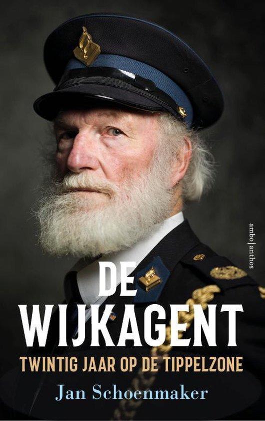 Boek cover De wijkagent van Jan Schoenmaker (Paperback)
