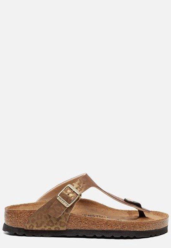 Birkenstock Gizeh slippers luipaard Maat 43