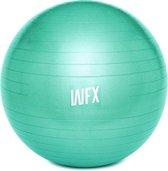 Gymnastiek Bal - »Orion« - zitbal en fitness bal ter ondersteuning van lichaamshouding, coördinatie en balans - Maat : 65 cm - turkoois