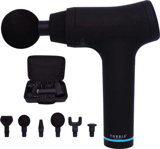 Tubble® Muscle Massage Gun - Krachtige Massage Gun - 1300 tot 3200 rpm