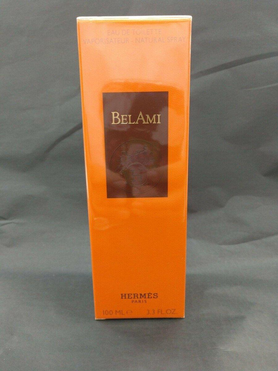 Hermès BelAmi - 100 ml - eau de toilette spray - herenparfum - Hermès