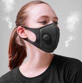 Mondmasker met Valve | Mondkapje - Wasbaar