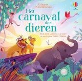 Boek cover Het carnaval der dieren van Fiona Watt (Hardcover)