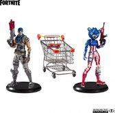 Fortnite - Shopping Cart Pack Action Figures
