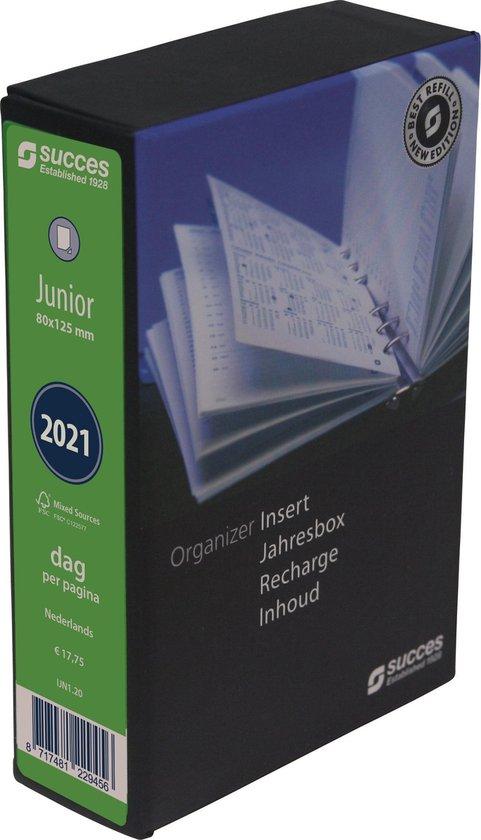 Afbeelding van Succes Inhoud Junior 1 Dag 2021