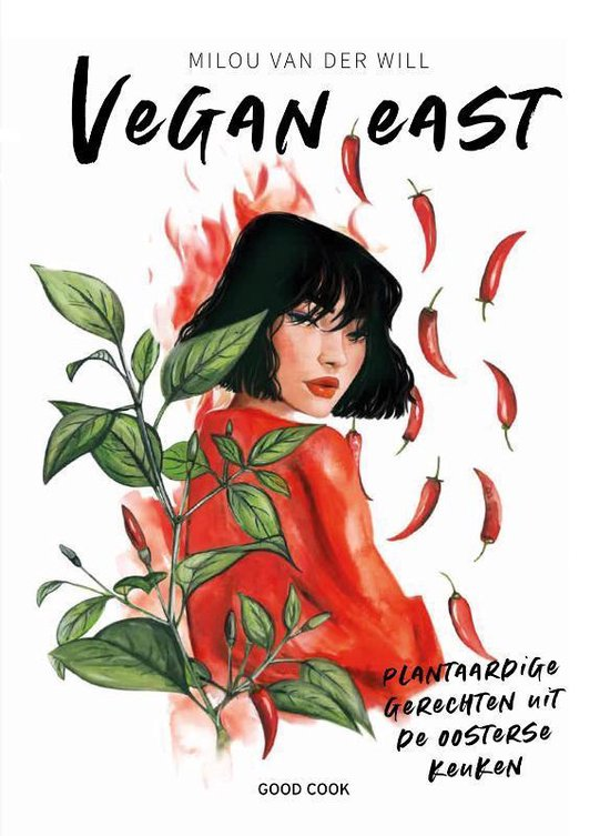 Vegan East - Milou van der Will |