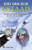 Boek cover Gstaad van Kiki van Dijk (Paperback)