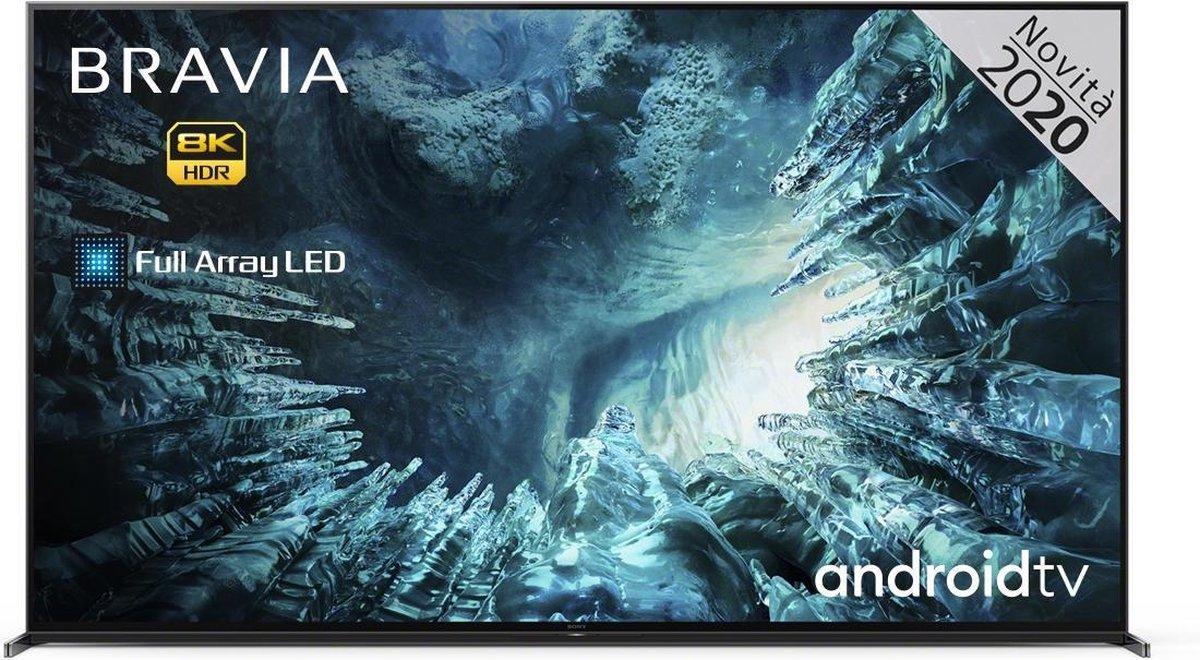 Sony KD-85ZH8 – 85 inch – 8K LED – 2020