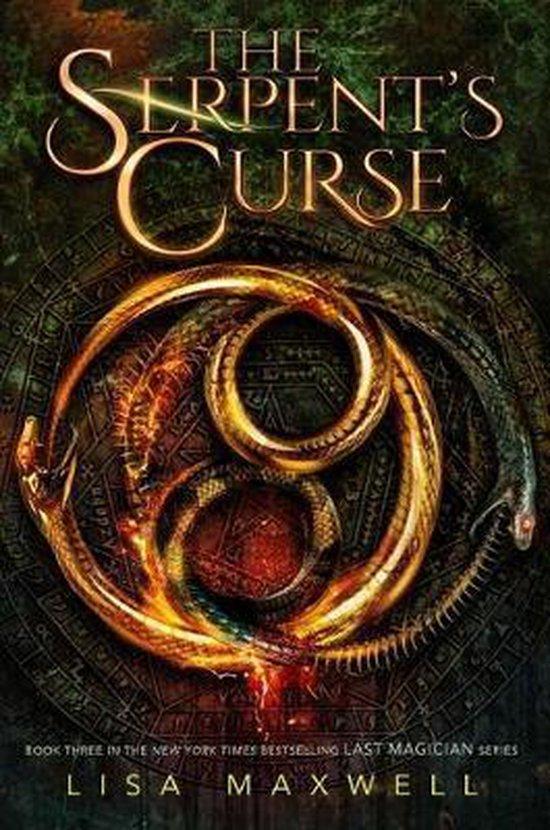 Afbeelding van The Serpents Curse
