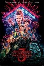 Stranger Things Summer of 85 Poster 61x91.5cm