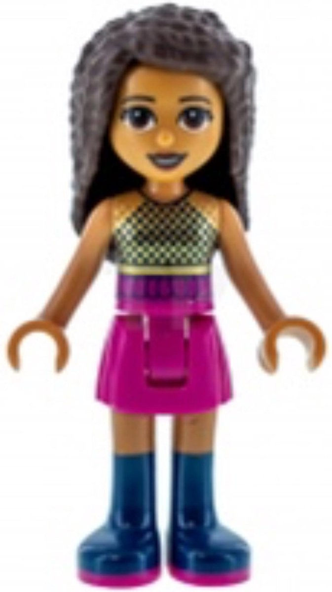 LEGO Friends Andrea minifiguur FRND296