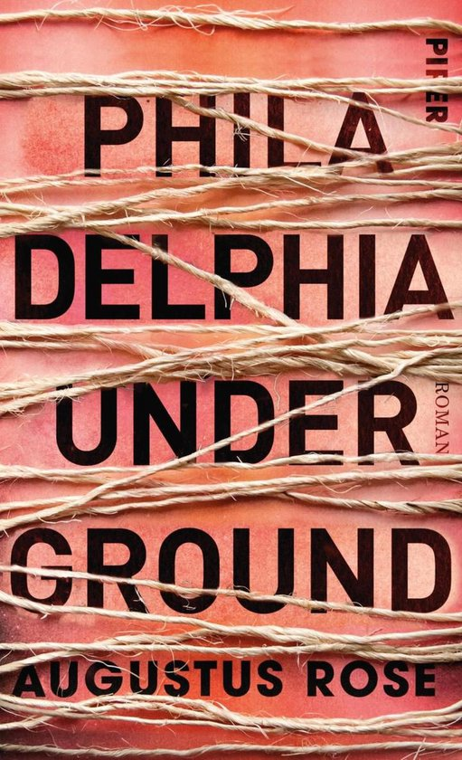 Omslag van Philadelphia Underground