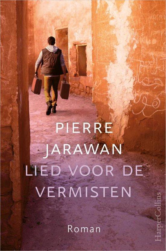 Boek cover Lied voor de vermisten van Pierre Jarawan (Paperback)