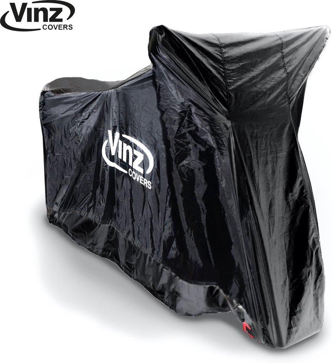 Vinz Motorhoes / Scooterhoes voor Binnen en Buiten / 4 maten / Waterafstotend / Universeel