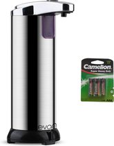 levanda® automatische zeepdispenser - RVS zeep dis