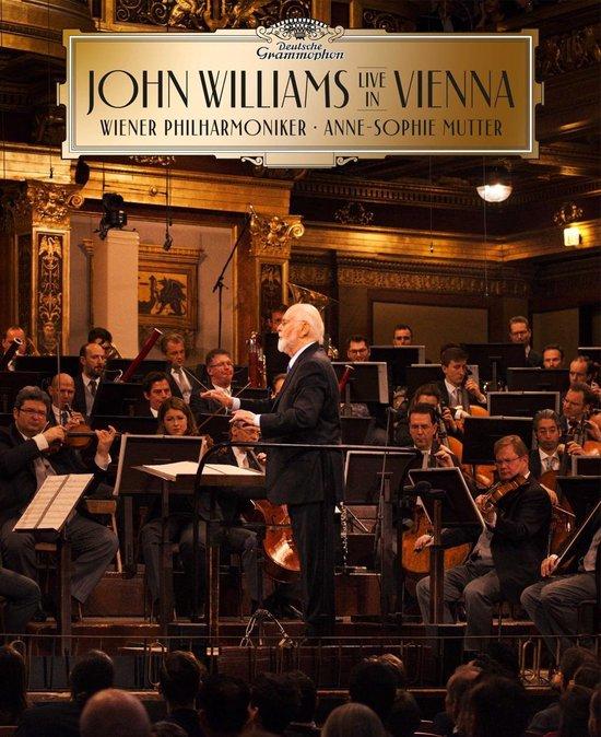CD cover van John Williams In Vienna ((Deluxe Edition) van John Williams