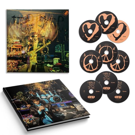 Afbeelding van Sign O' The Times (Super Deluxe Edition) (8CD+DVD)