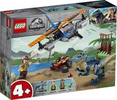 LEGO Jurassic World 4+ Velociraptor: Tweedekker Reddingsmissie - 75942