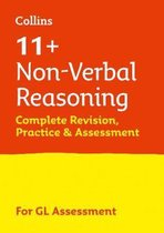 Collins 11+ - 11+ Non-Verbal Reasoning Complete Revision, Practice & Assessment for GL
