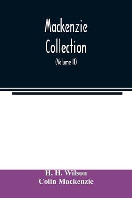Mackenzie Collection