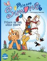 Prinses Simone 2 -   Prince op het witte paard