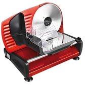Kalorik Universele snijmachine TKG AS 1003 RD2M met 2 messen, rood, 150 watt
