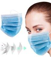 mondkapjes (40 stuks) - niet medisch - niet typen: