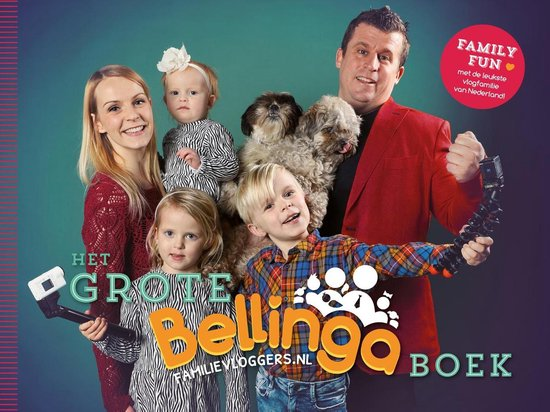 Het grote Bellingaboek - Familie Bellinga |