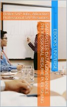 SAP Master Data Governance Professional Resume Publishing