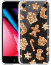 iPhone 8 Hoesje Christmas Cookies