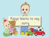 Kaiyo learns to say sorry