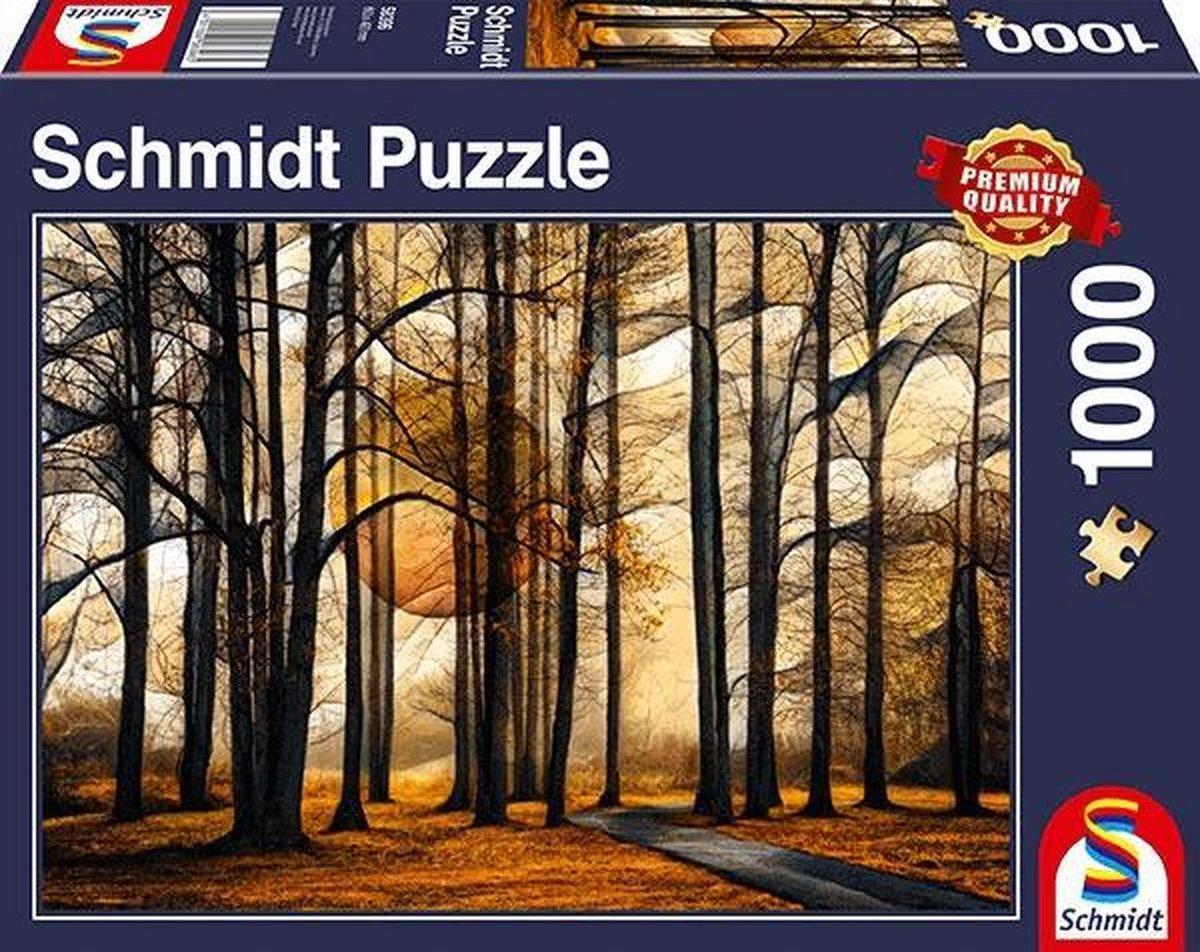 Magisch Woud, 1000 stukjes Puzzel