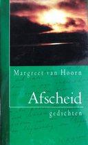 Boek cover Afscheid van Margreet van Hoorn