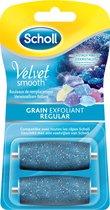Scholl Velvet Smooth Refill - Blauw