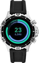 Fossil Smartwatches Garrett HR Gen 5 FTW4041 - Smartwatch - Zwart