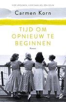 Boek cover De nieuwe tijd 2 -   Tijd om opnieuw te beginnen van Carmen Korn (Paperback)