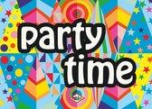 Uitnodiging - Feest - Carnaval Festival - Pukart - 20 stuks - A6