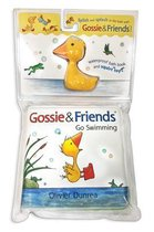 Gossie & Friends Go Swimming Bath Book with Toy [With Toy]