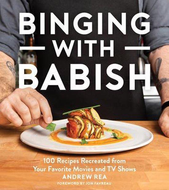 Omslag van Binging with Babish